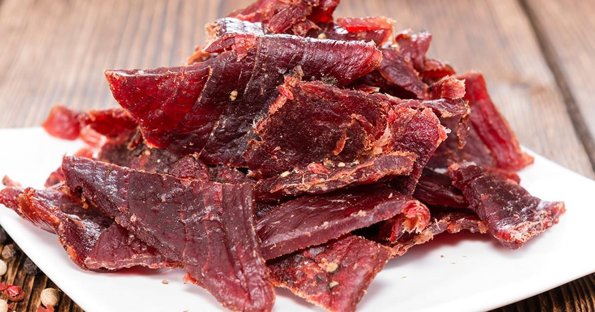 jerky susene maso