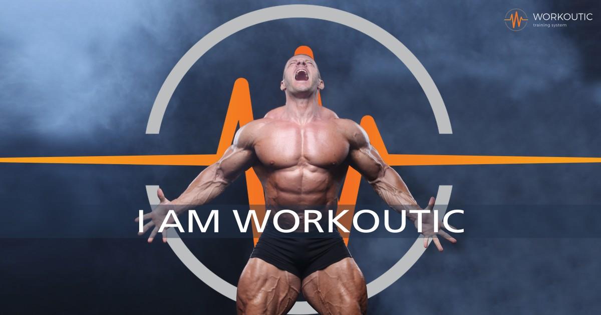 I am Workoutic - Stefan Havlik