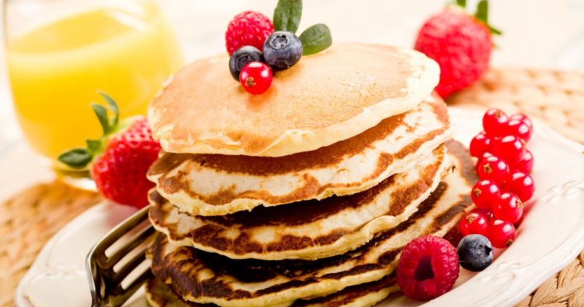 protein pancakes - workoutic