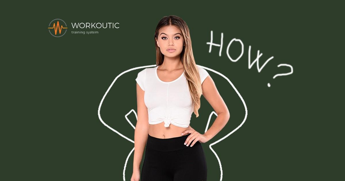 Ako schudnut z brucha - Workoutic