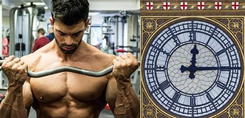 Ideal Workout Plan