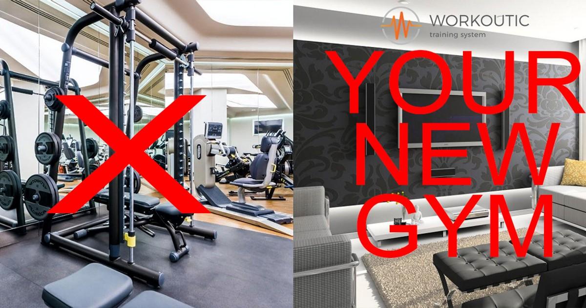 no gym no problem