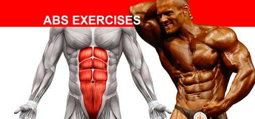 Abs Exrcises - Workoutic