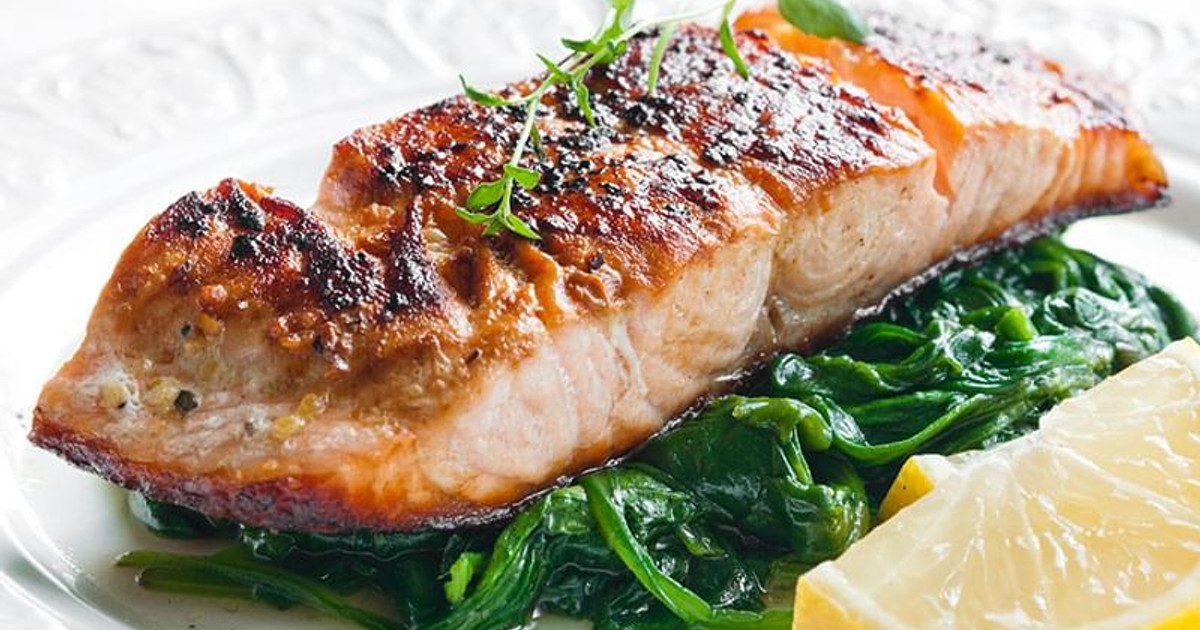 salmon - workoutic