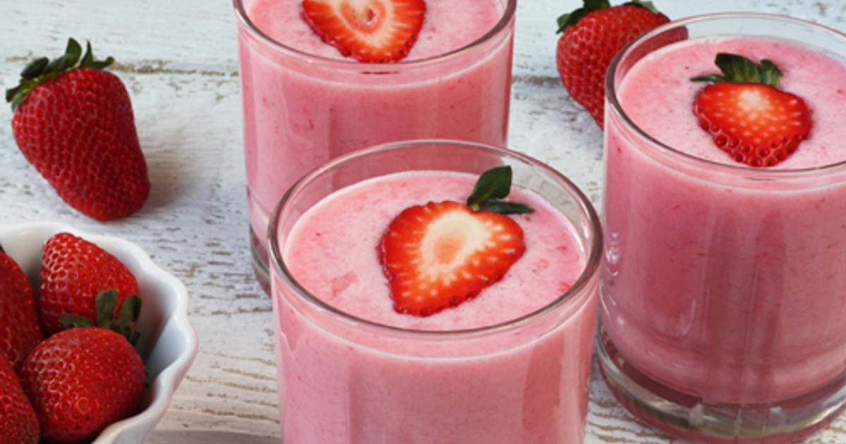 strawberry dream - workoutic