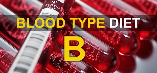 Workoutic - Blood Type Diet - B